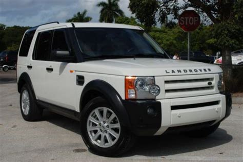purchase used 2008 land rover lr3 4wd v8 se 4x4 low