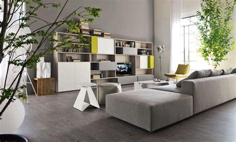 librerie per salotti libreria moderna per salotti personalizzabile idfdesign