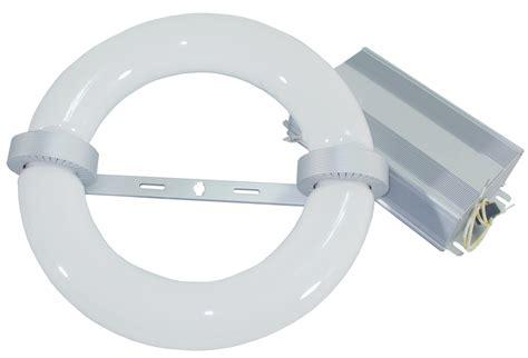 Induction Light Fixtures Ilrl5k 250 250 Watt Induction Circular Bulb And Ballast Retrofit Kit