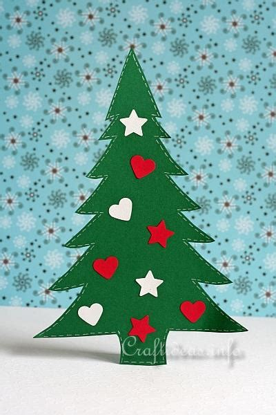 Art And Craft For Home Decoration christmas crafts for kids paper christmas tree decoration