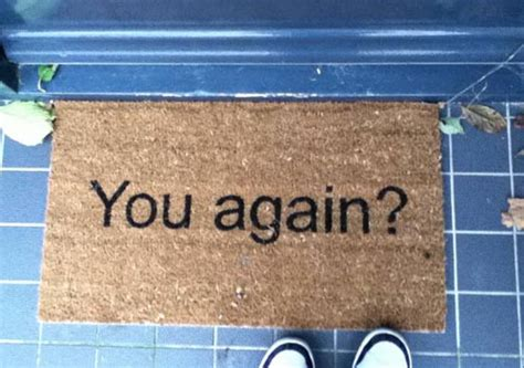 You Again Doormat by You Again