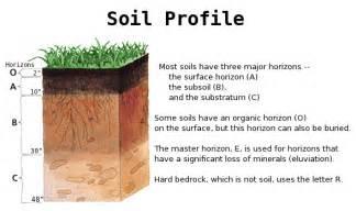soil horizon and soil profile soil formation organic soil