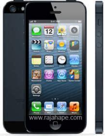 Pasaran Hp Iphone 5 spesifikasi dan harga hp apple iphone 5