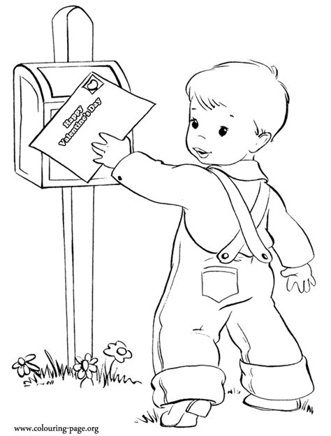 free coloring pages of 10 little boy