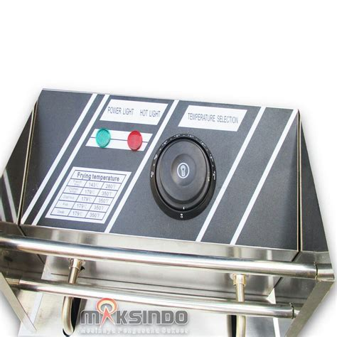 Jual Alat Catok Di Jogja jual mesin fryer listrik mks 81b di yogyakarta toko mesin maksindo yogyakarta toko