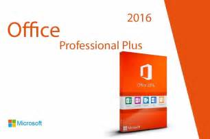 Office Professional Plus 2016 Microsoft Office Professional Plus 2016 Vl X86