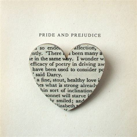 important themes in pride and prejudice pride and prejudice heart brooch large ori folksy