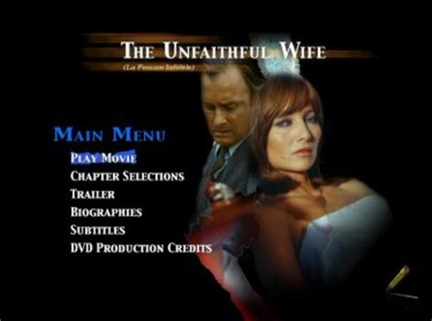 film unfaithful review the unfaithful wife st 233 phane audran