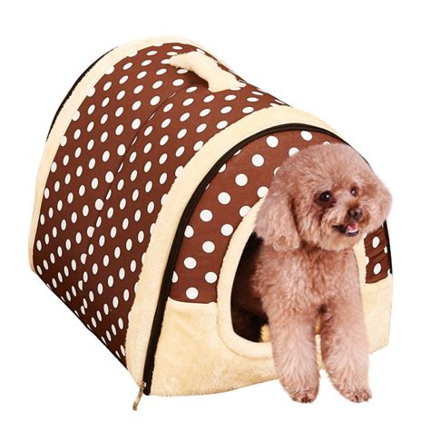 dog house for small dogs dog house nest with mat foldable pet dog bed cat bed house for small medium dogs