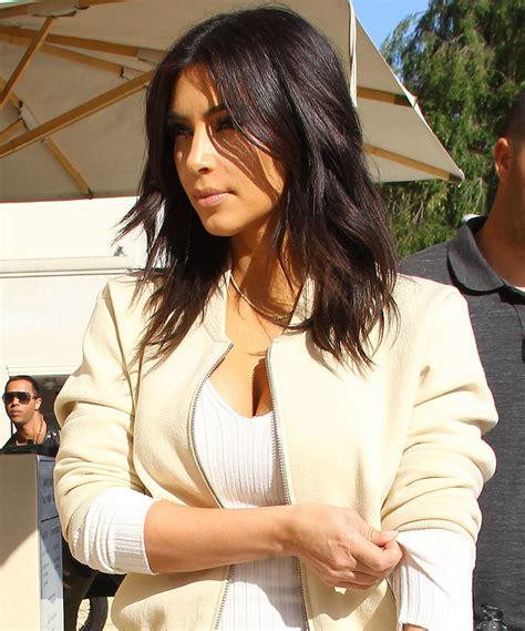 how to do hairstyles like kim kardashian do you like kim kardashian s shaggy new layered haircut