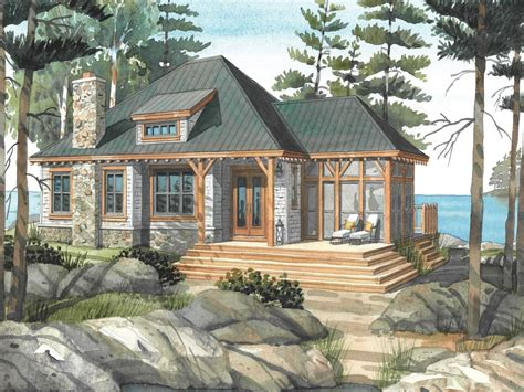 cottage home design plans small retirement home plans lakefront best cottage plans and designs