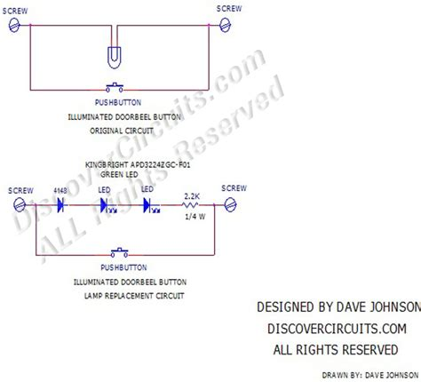 schematic resistor and led light schematic get free