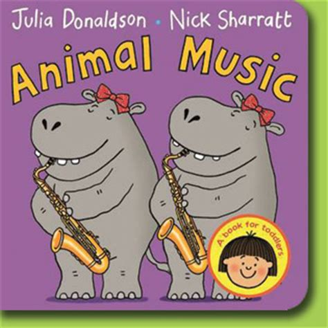 Musical Book Covers by Donaldson