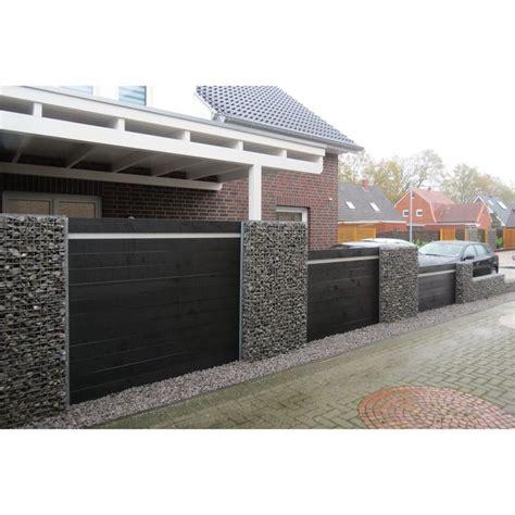 Garten Zaun by 43 Best Images About Z 228 Une On Modern Fence Design White Fence And Und