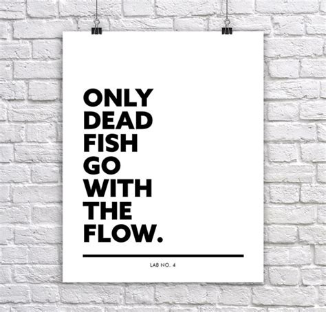 next tattoo heraclitus quot everything flows quot things i only dead fish go with the flow corporate short quote by