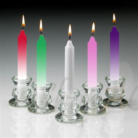 white colored collection does white candles burn faster than colored
