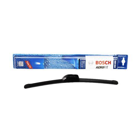 Wiper Mobil Suzuki Aerio Bosch Clear Advantage 22 18 2 Pcs jual bosch aerofit blade set wiper mobil for suzuki aerio r 22 l 17 harga