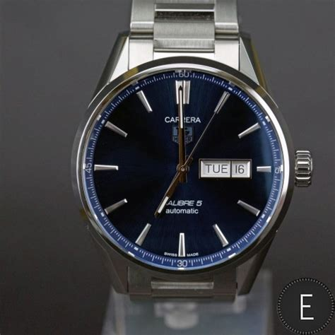 Tag Heuer Calibre 5 tag heuer calibre 5 day date automatic ref