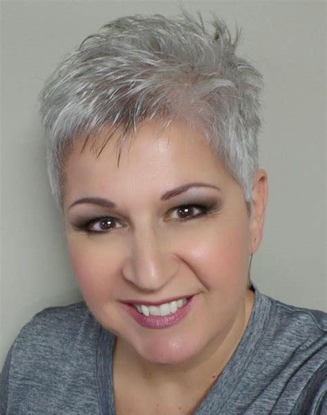 edgy haircuts for 50 year old women 1457 best gorgeous gray hair images on pinterest going