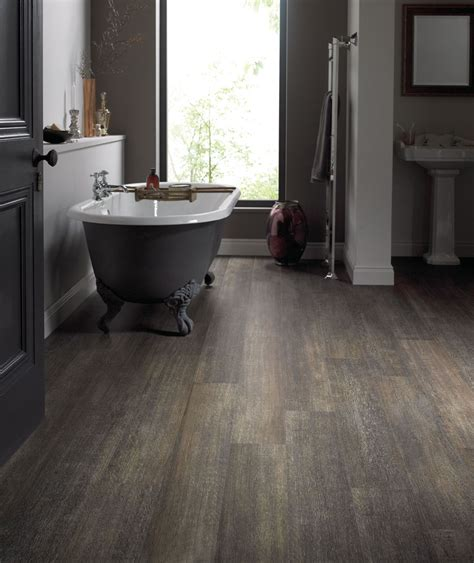 karndean flooring for bathrooms karndean van gogh brushed oak vgw88t vinyl flooring
