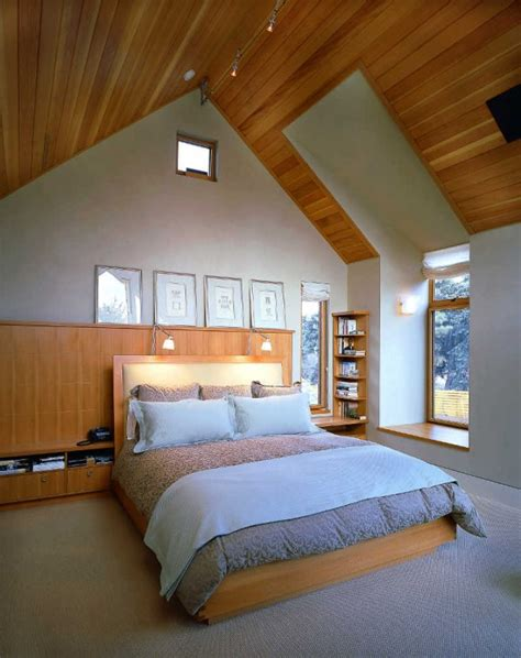 Attic Bedroom How To Create A Master Bedroom In Your Attic Freshome