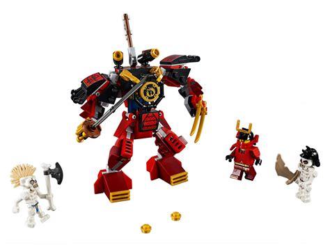 lego ninjago  mech samuraj super oferty na klocki lego