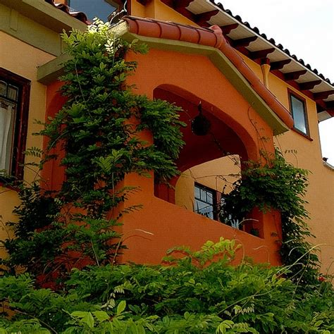 House Design Mediterranean Style - exterior color schemes trends tips and ideas