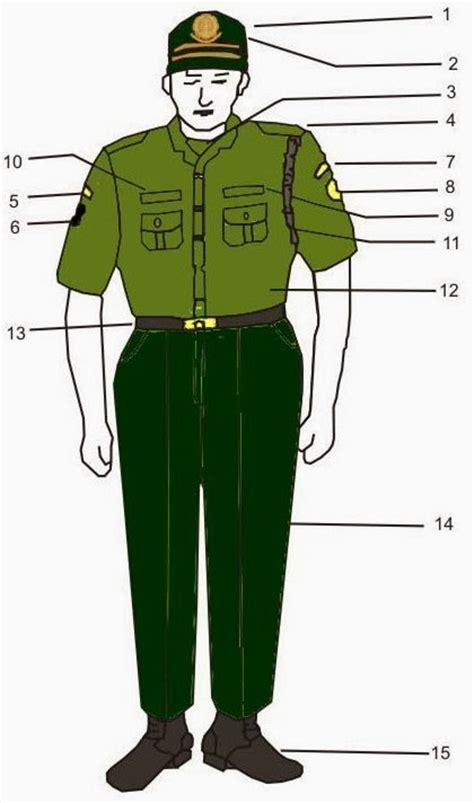 Baju Dinas Polisi pakaian seragam tanda pangkat polisi kehutanan gakum lhk