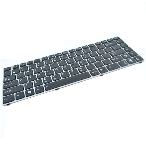 Keyboard Asus Eeepc keyboard for asus eee pc u20 mp 09k23u4 5283 silver