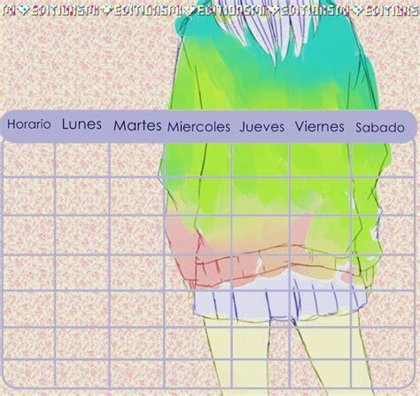 imagenes husos horarios jpg horarios escolares rar by miedithions on deviantart