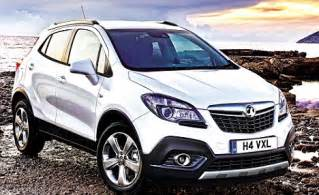 Vauxhall Jeep Vauxhall Mokka It May Be More School Run Than Roader