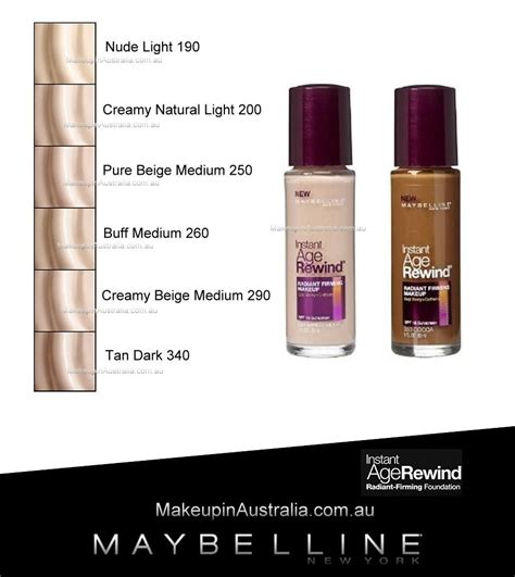 Maybelline Age Rewind buy maybelline instant age rewind radiant firming