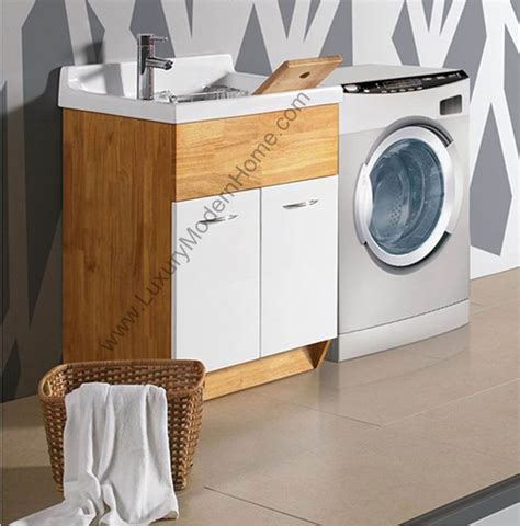 laundry room cabinets with sinks laundry sink 24 quot modern room utility ceramic cabinet