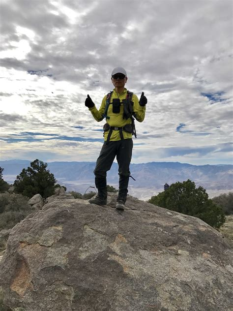 hundred peaks section first list completion