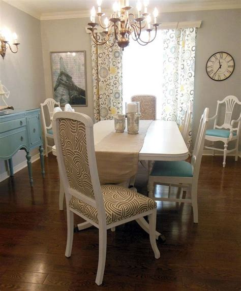 How To Paint Dining Room Furniture Painting Dining Room Furniture