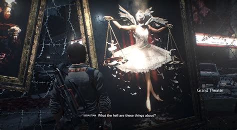 The Evil Within 2 the evil within 2 review in progress living the