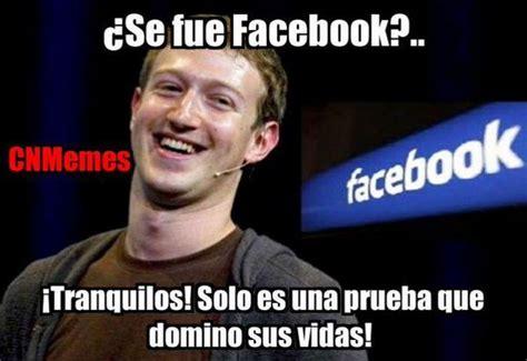 imagenes de redes sociales memes burlas en la red por tercera ca 237 da de facebook en 10 d 237 as