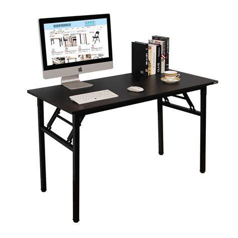 Folding Table As Computer Desk by Save 20 Need Computer Table 55 Quot Portable Folding Desk