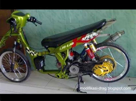 Jasa Modif Cvt Rumah Roller Cc drag modification modif drag race fcci drag yamaha nouvo drag modification