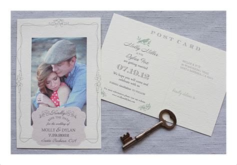 postcard save the date templates 8 free printable save the dates but should you print