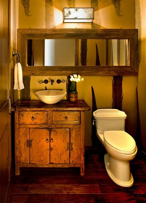 rustic bathroom vanity ideas 26 impressive ideas of rustic bathroom vanity home
