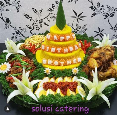 nasi tumpeng solusi catering