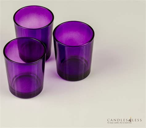 Colored Glass Pillar Candle Holders Colored Glass Votive Holders Discount Votive Holders