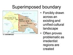 Landscape Boundary Definition Boundaries And Their Effects Ppt