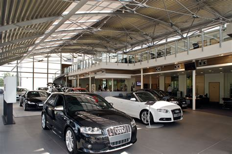 Audi Car Dealership Jackson Coles