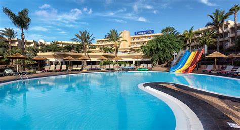 best lanzarote hotels occidental lanzarote mar hotel for sports enthusiasts