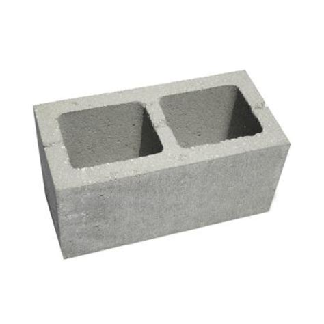 8 in x 8 in x 16 in concrete block 100825 the home depot
