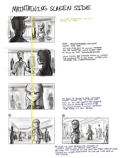 layout composition animation 17 best images about storyboard composition on pinterest