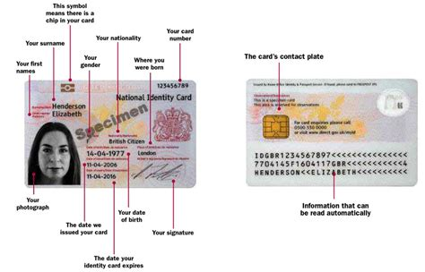uk id card template decision to introduce identity cards a no brainer says