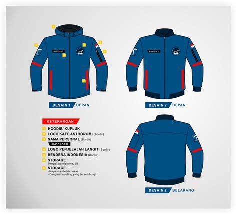desain jaket grup pemenang lomba desain jaket kafe astronomi com